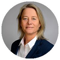 Antje Svensson, CFO